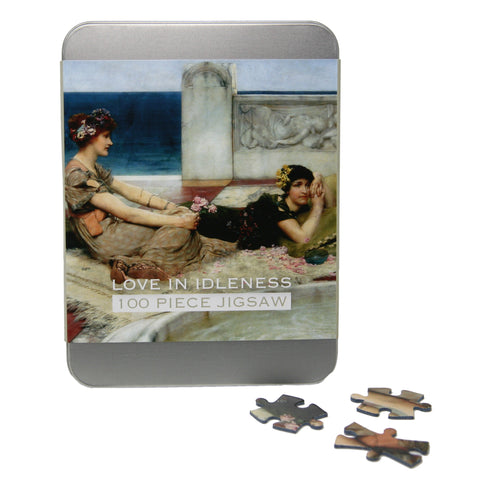 Love in Idleless 100 piece Jigsaw