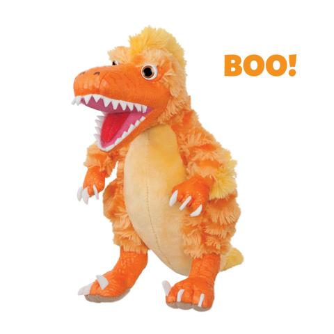 Dinosaur Boo! the Deinonychus Soft Toy