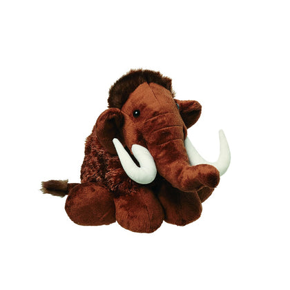 Woolly Mammoth 30cm Soft Toy
