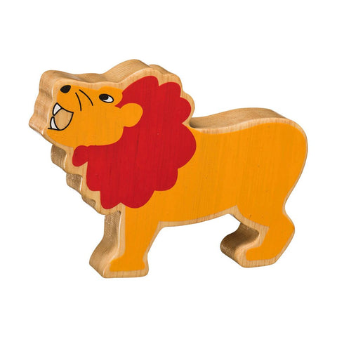 Lion Wooden Toy