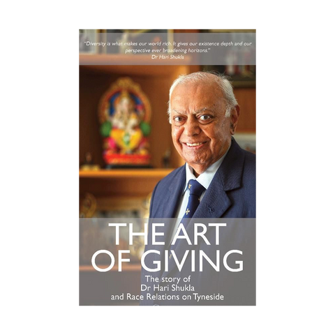 The Art of Giving Book