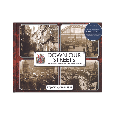 Down Our Streets Book