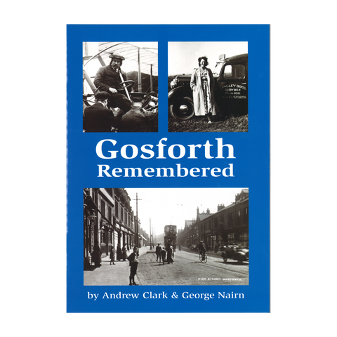 Gosforth Remembered Book