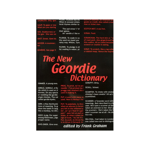 Geordie Dictionary Book