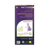 Hadrian's Wall Path XT40 Map