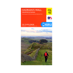 Hadrian's Wall OL43 Explorer Map