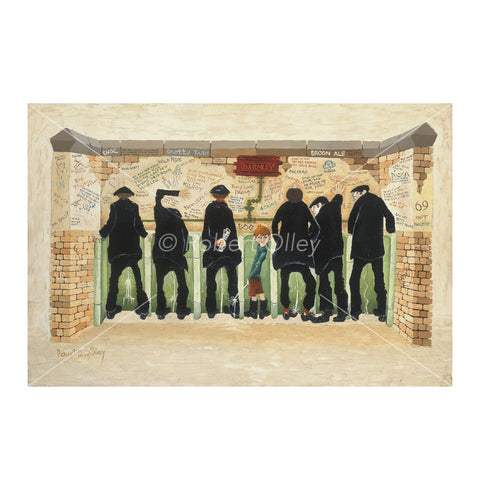 Westoe Netty Print by Robert Olley
