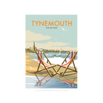 Tynemouth by Dave Thompson Print
