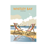 Whitley Bay by Dave Thompson Print