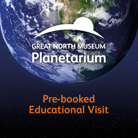 Planetarium, Pre-Booked Educational Visit