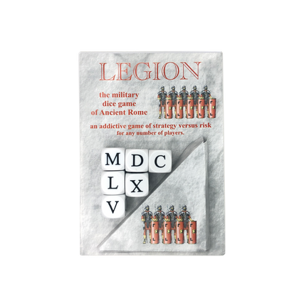 Legion Roman Dice Game
