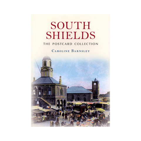 South Shields Postcard Collection Book