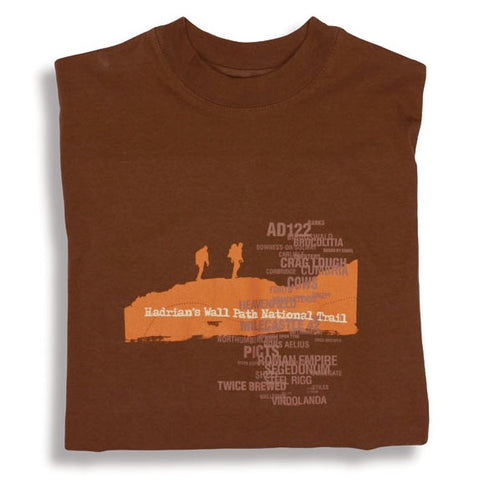 ABC of Hadrian's Wall Unisex T-shirt