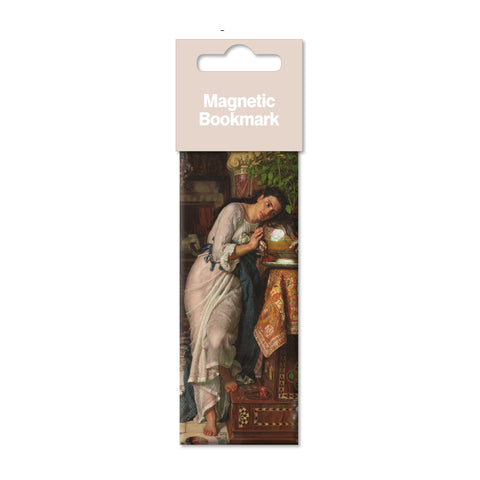 Isabella and the Pot of Basil Magnetic Bookmark
