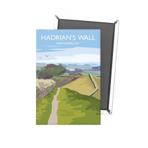 Magnet: Julia S, Hadrian's Wall