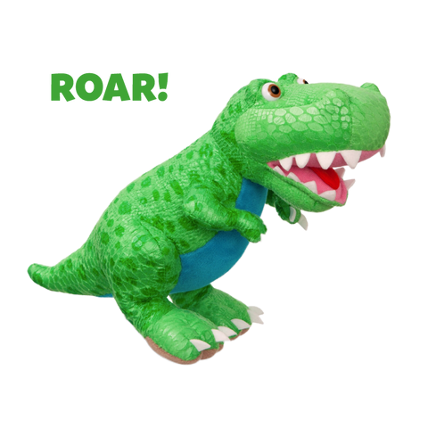 Dinosaur Roar! the T.rex Soft Toy