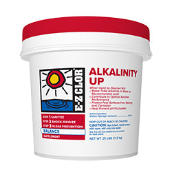 ALKALINITY UP (25lb) EZ-CLOR