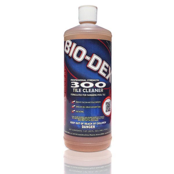 300 TILE CLEANER (qt) BIODEX