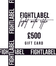 Load image into Gallery viewer, FIGHTLABEL GIFT CARD