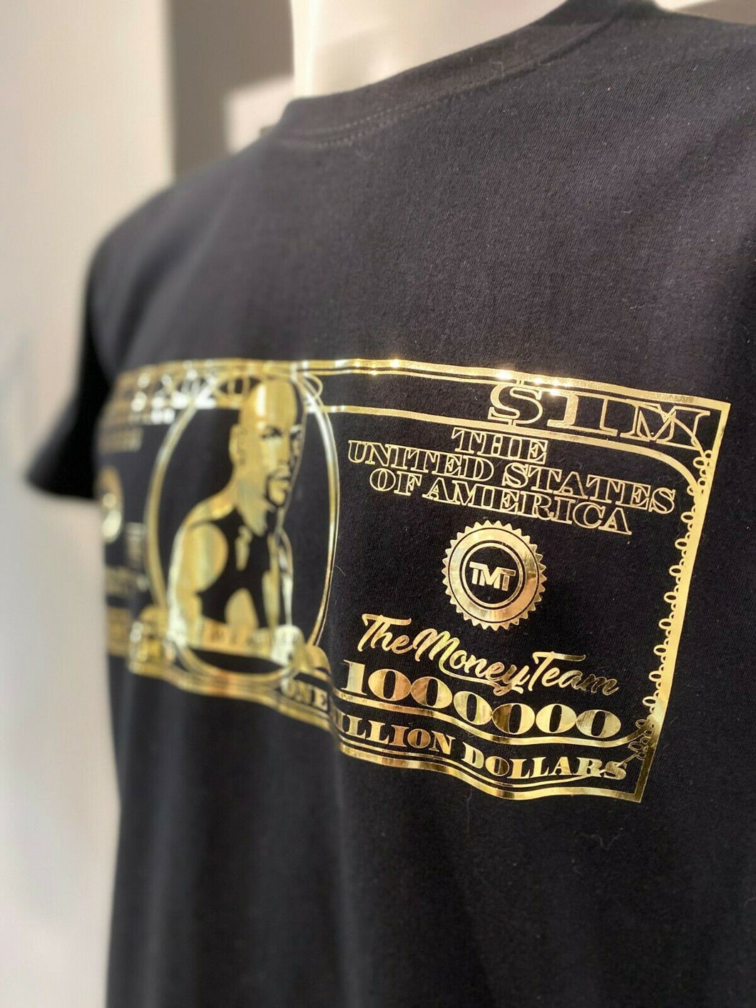 LIMITED EDITION MAYWEATHER 50-0 COLLECTORS T-SHIRT