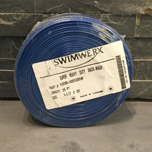 Heavy Duty Backwash Hose 25'