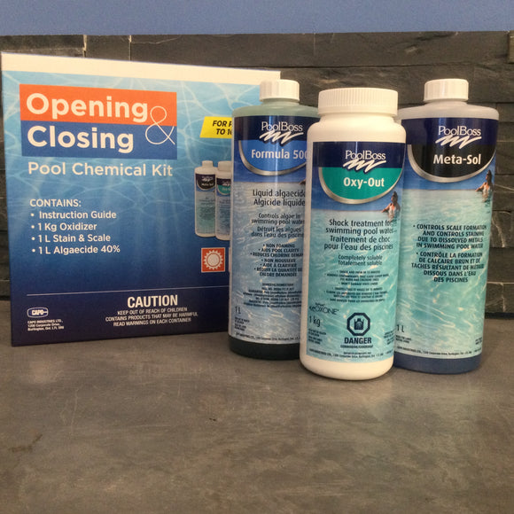 PoolBoss Oxy-Out 2.5kg