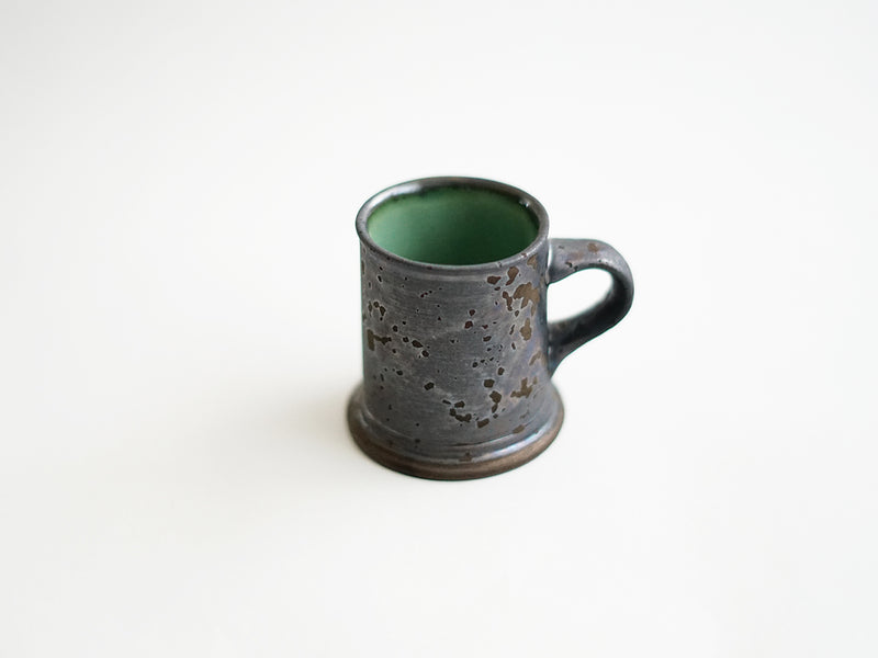 A Type Mug LOW ASH x Blue S Size | ONE KILN
