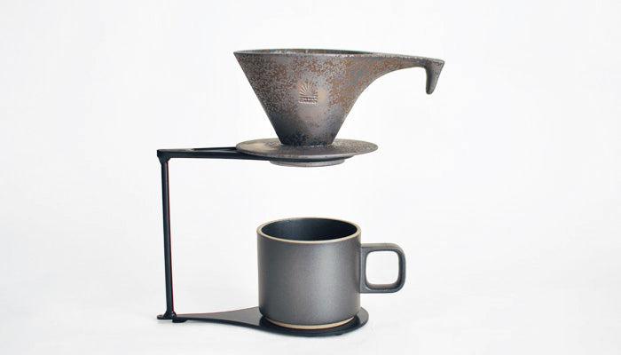 [Gift] Coffee dripper + stand set ASH cone | ONE KILN