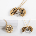 "Load image into Gallery viewer, ""YOU ARE MY SUNSHINE"" Necklace (with FREE Gift Box)"