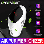 Load image into Gallery viewer, Onever Advanced 12-24V Car Air Purifier Ionizer
