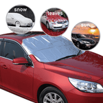 Load image into Gallery viewer, Windshield Cover for Summer and Winter