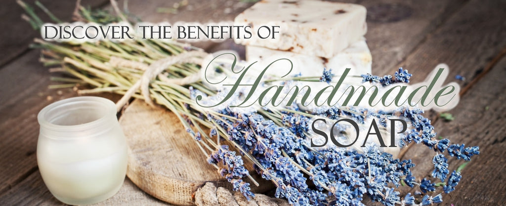 About Hickory Ridge's Handmade Soaps