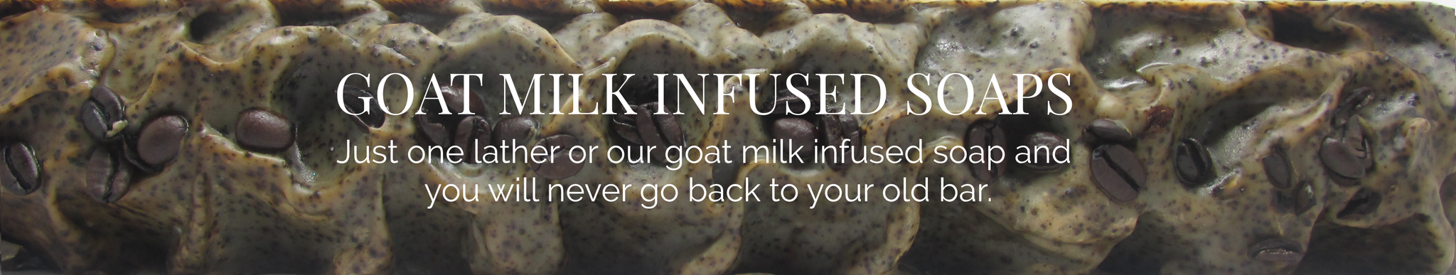 Goat Milk Infused Soaps
