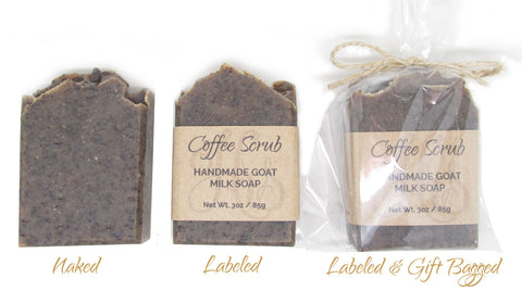 SOAP PACKAGING OPTIONS