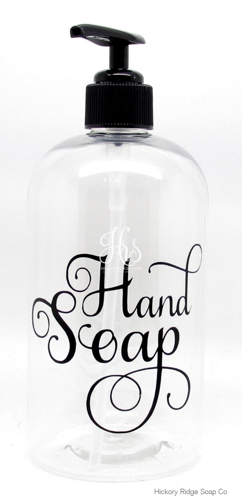 Clear Hand Soap Dispenser Soap Dispenser