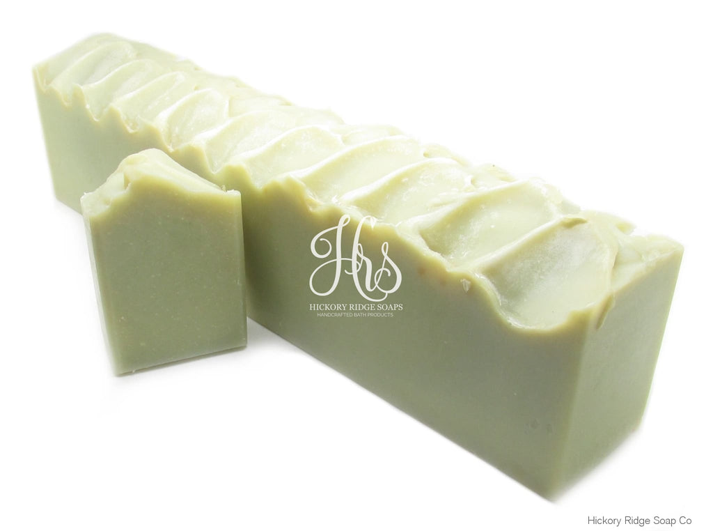 Fresh Pear Handmade Soap Loaf Soap