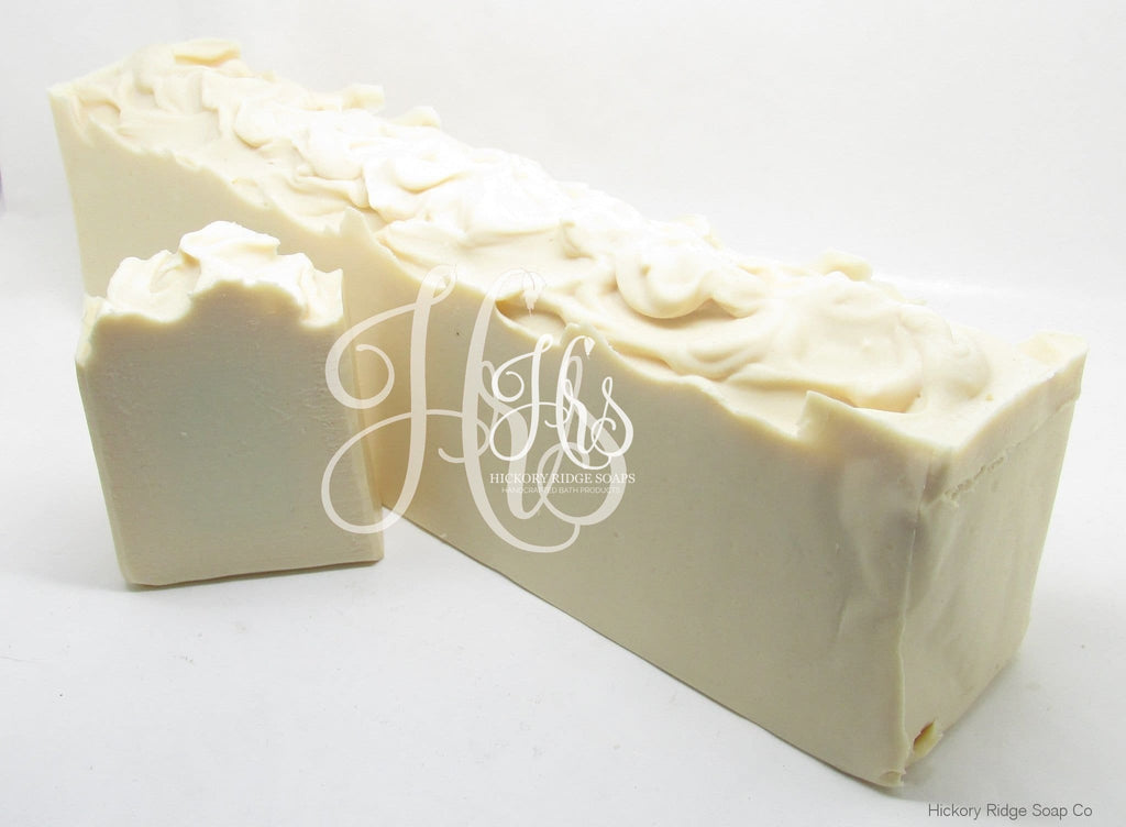 Honeysuckle Coconut Milk Soap Loaf With Shea Butter