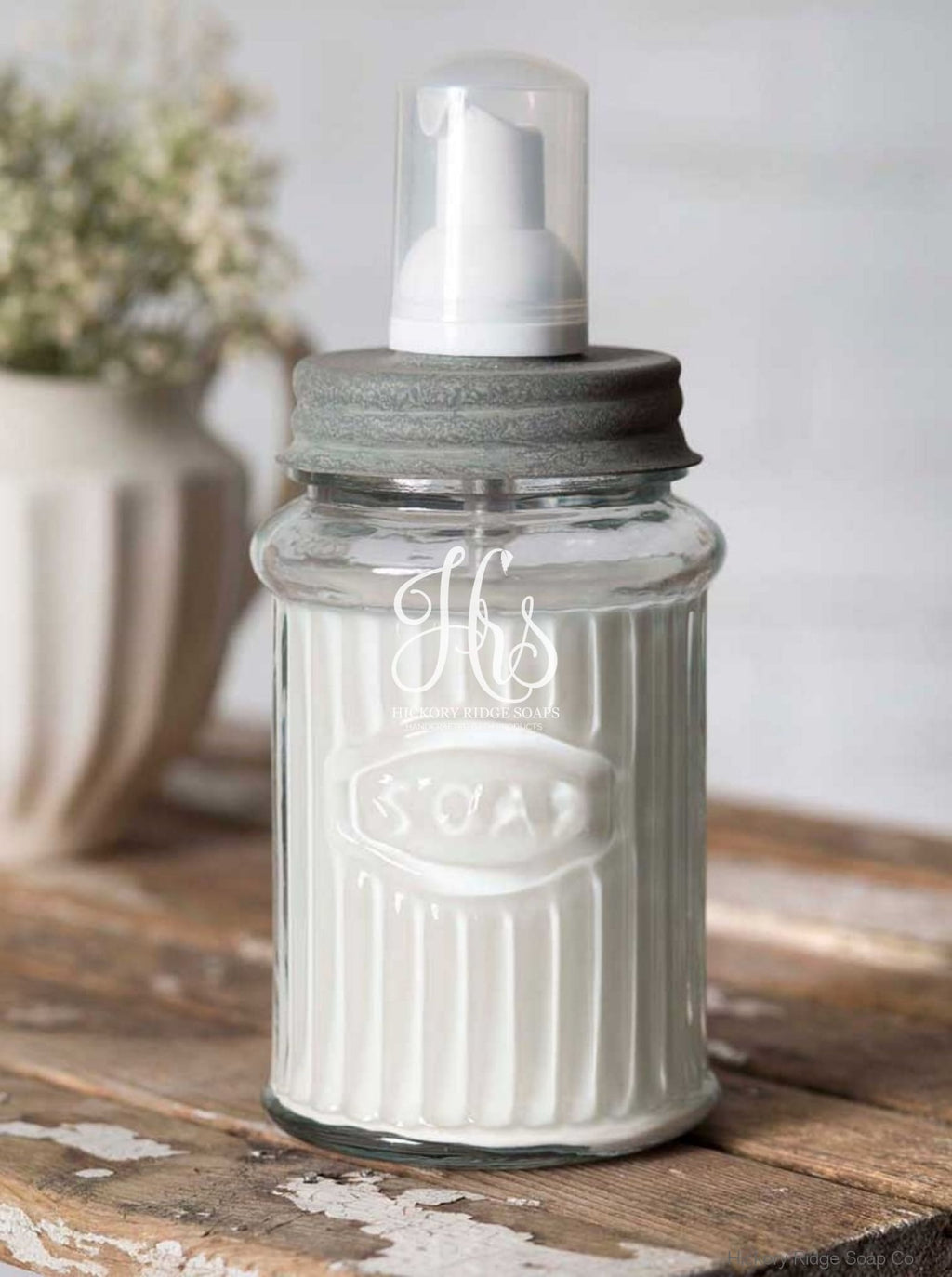 Hoosier Foaming Soap Dispenser Soap Dispenser