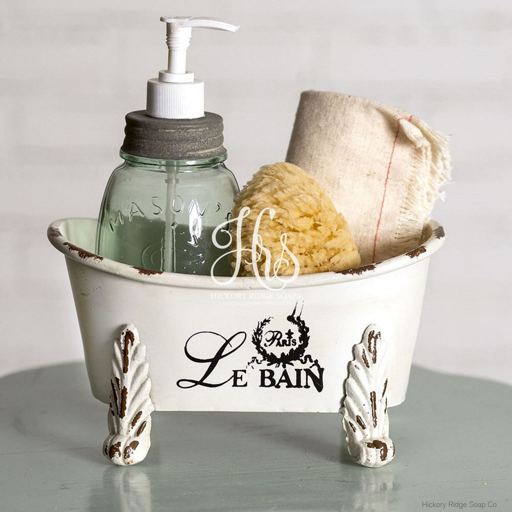 Mini Clawfoot Bathtub Bath Accessories