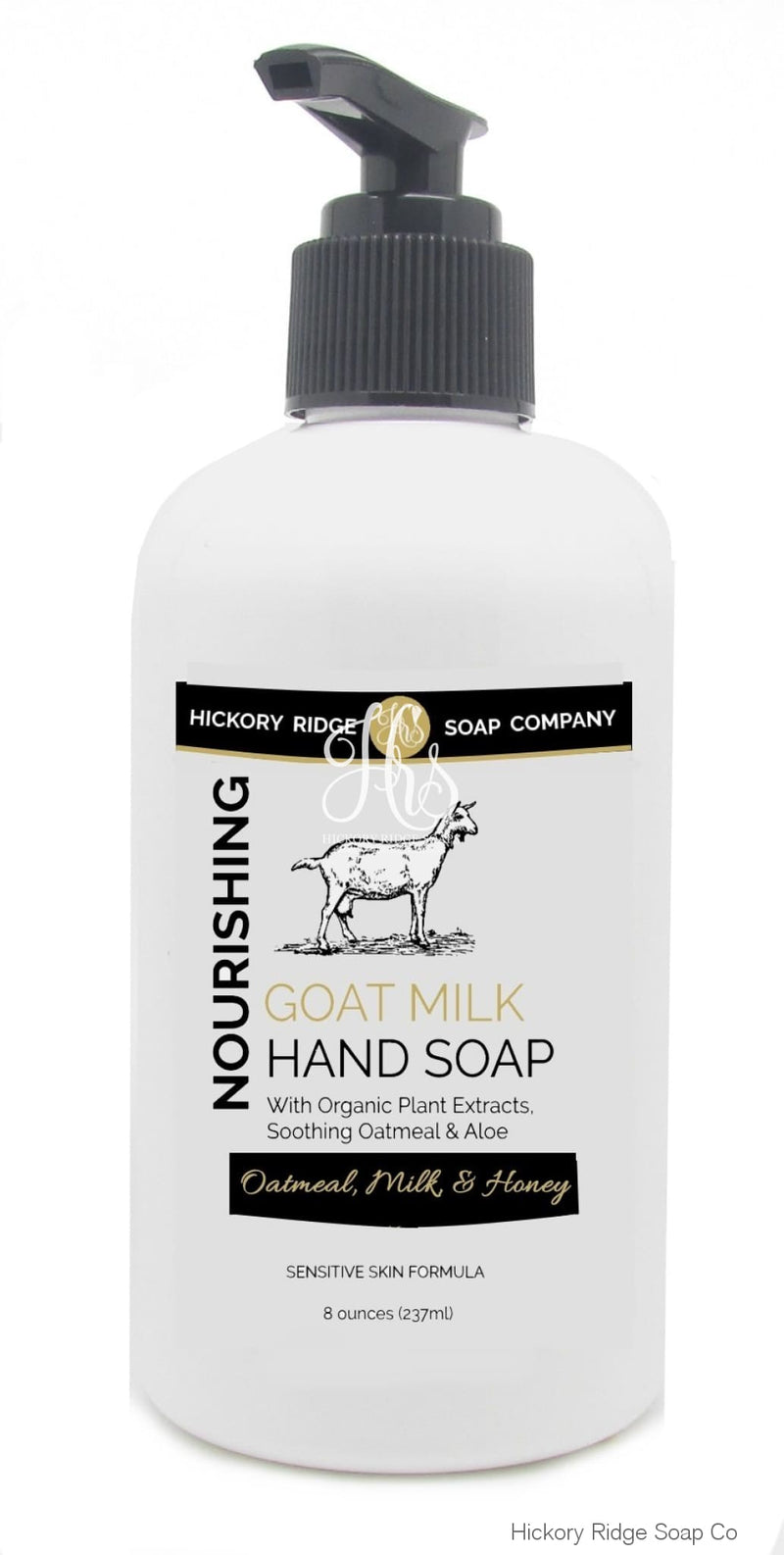 Oatmeal Milk & Honey Goat Hand Soap Liquid Soap