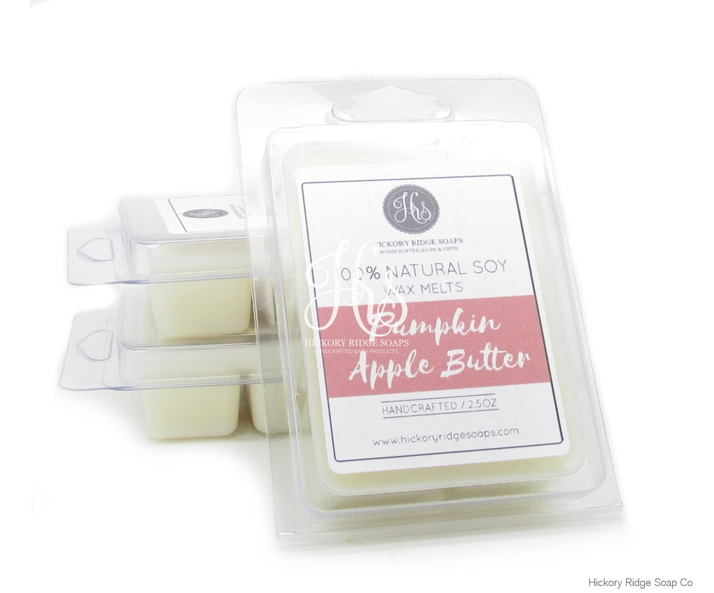 Pumpkin Apple Butter Soy Wax Melts Melt