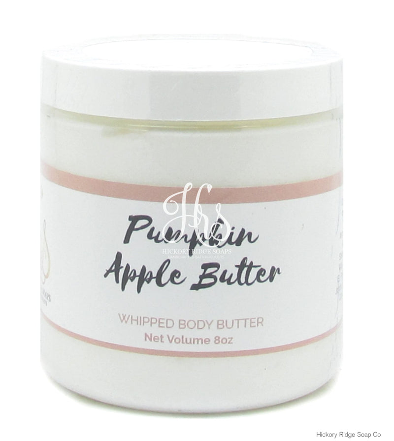 Pumpkin Apple Butter Whipped Body Whipped Body Butter