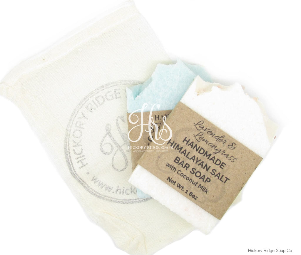 Sea Salt Handmade Soap Gift Set
