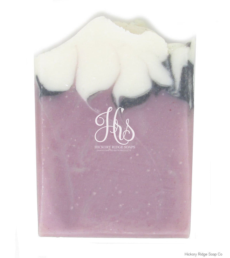 Soap Samples - No Packaging Black Raspberry Vanilla Soap