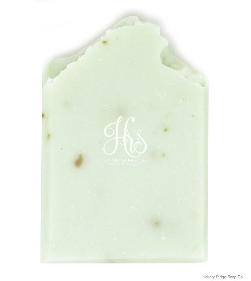 Soap Samples - No Packaging Mint Eucalyptus Soap