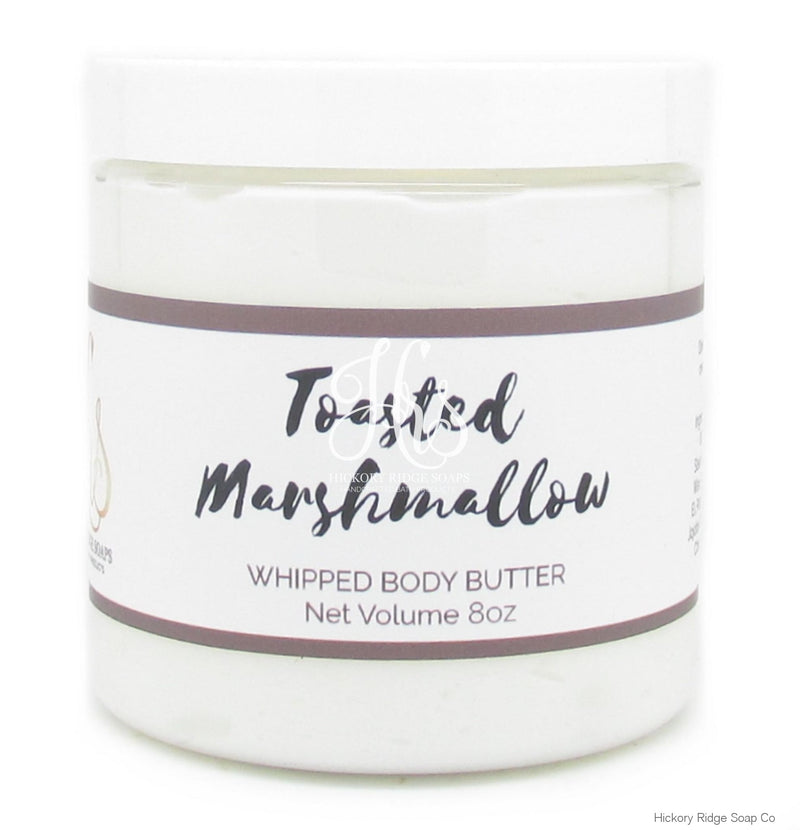 Toasted Marshmallow Whipped Body Butter Whipped Body Butter