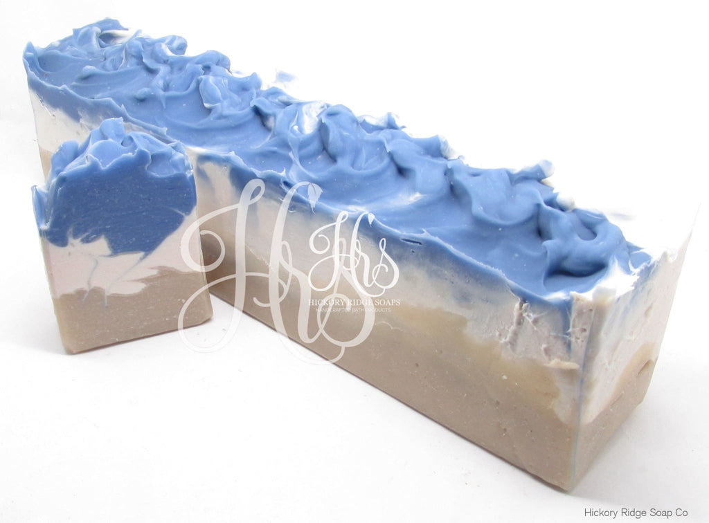 Twilight Woods Coconut Milk Clay Bar Soap Loaf
