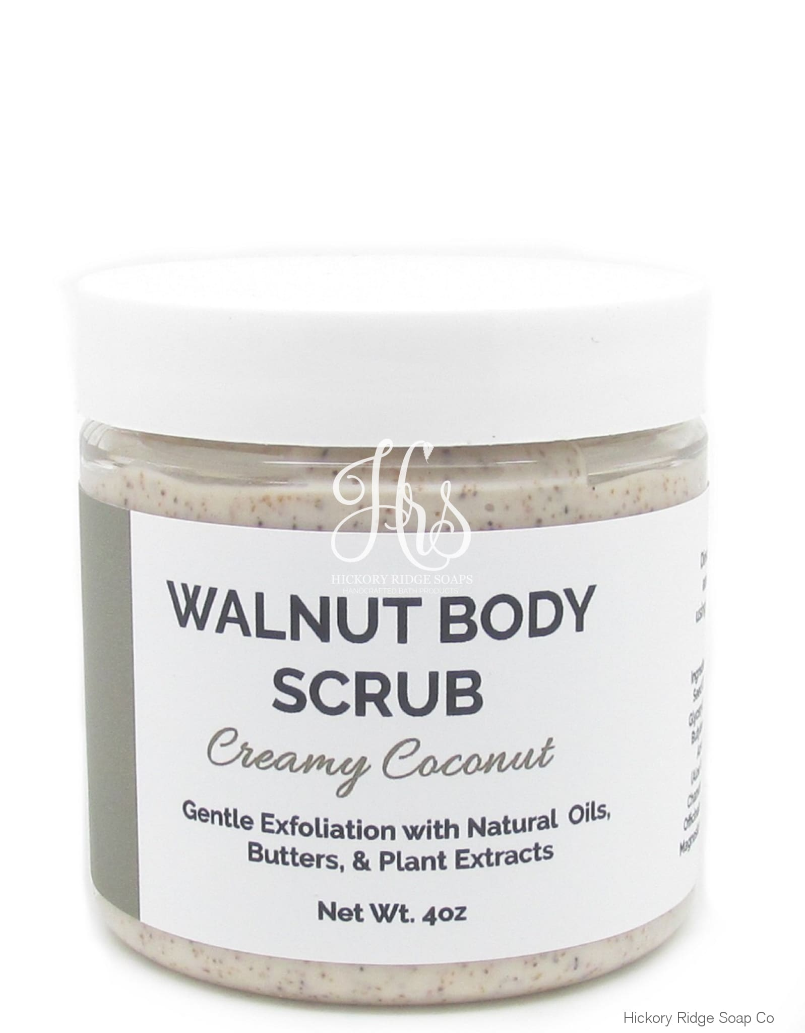 Walnut Body Scrub Body Scrub