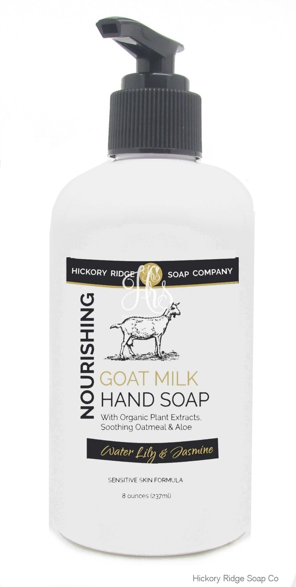 Water Lily And Jasmine Goat Milk Hand Soap Liquid Soap