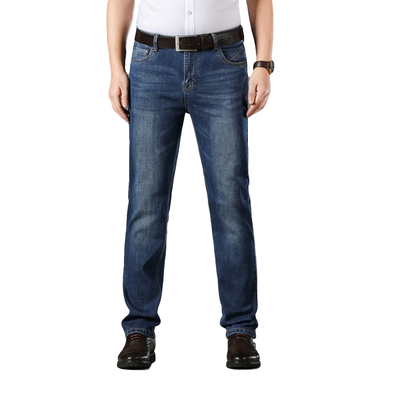 Dark Wash Jeans - Straight